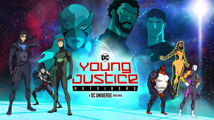 Young Justice - Renewed for a 4th Season by DC Universe