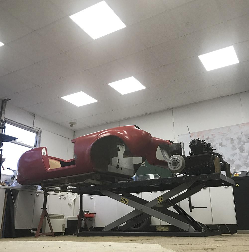 BERKELEY T60 BUILD - Car Builder Solutions - Kit Car Parts and ...