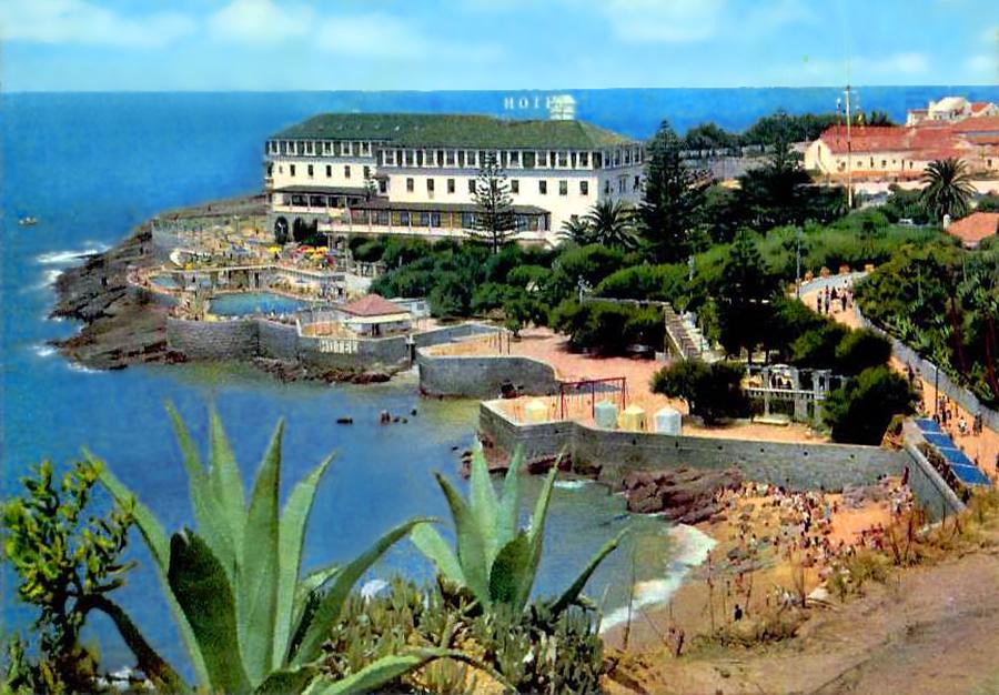 Retratos de Portugal: Ericeira - Hotel de Turismo