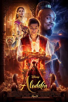 ALADDÍN - Disney  2019 - Poster