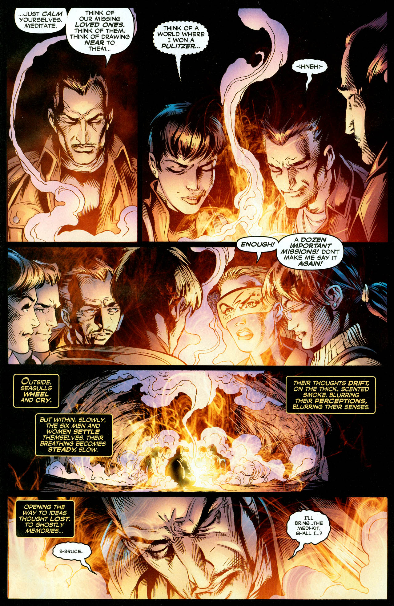 Read online Trinity (2008) comic -  Issue #28 - 7