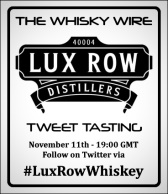 Lux Row Distillers Tweet Tasting
