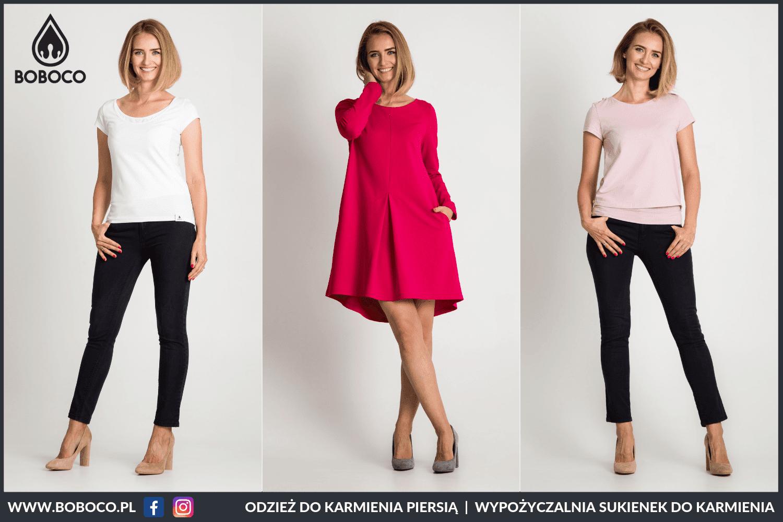 b398286067e15f Producent odzieży ciążowej i dla mam karmiących. W ofercie firmy dostępne  są bluzki, tuniki, koszulki, sukienki (w tym sukienki z jeansu), spódnice,  ...