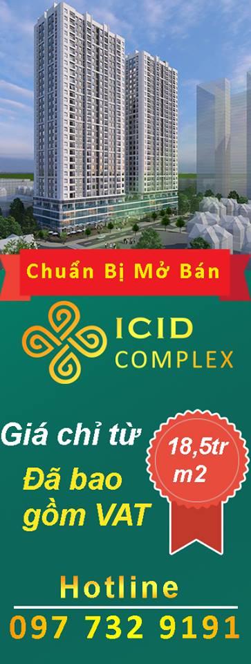 Căn hộ ICID Complex