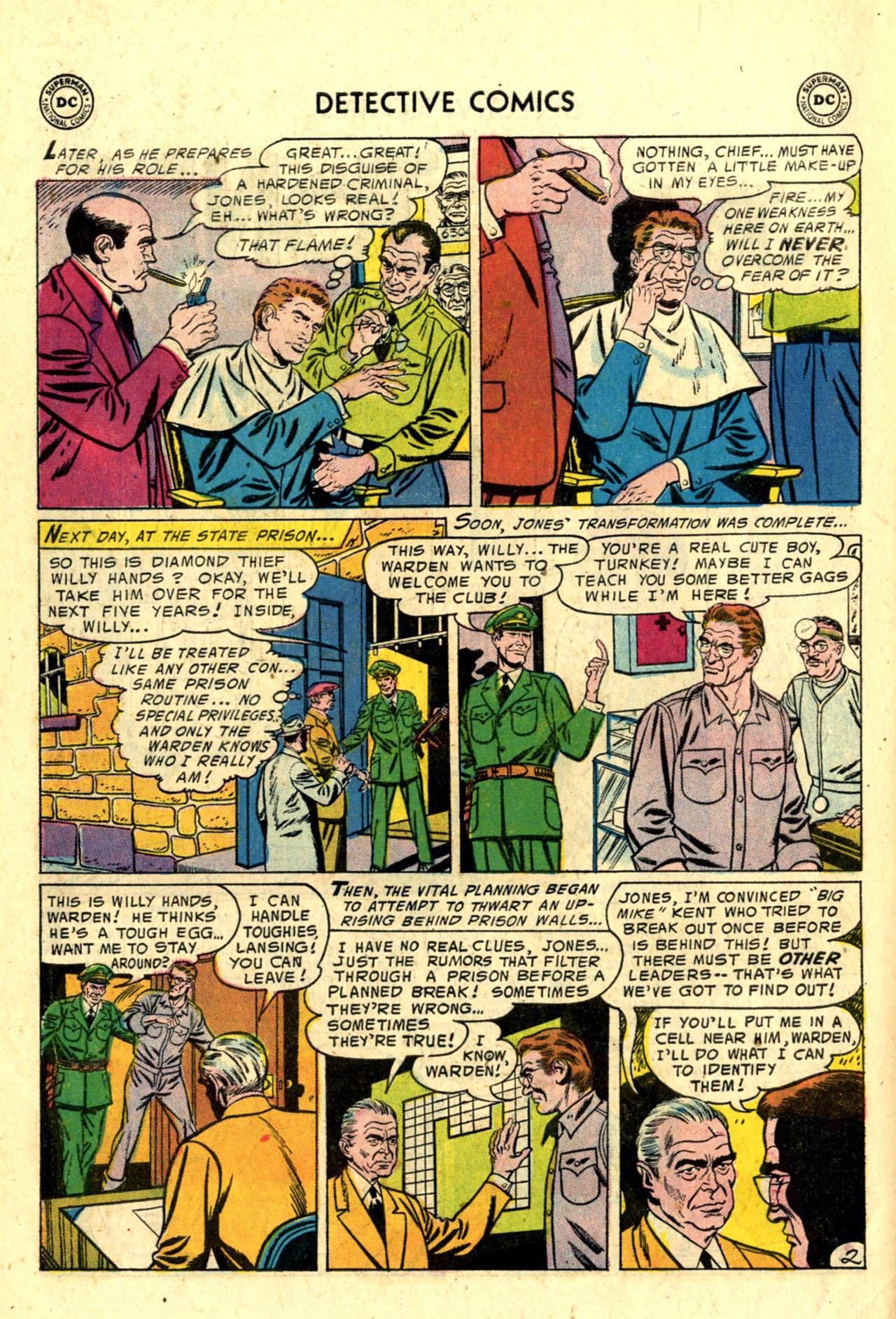 Detective Comics (1937) 234 Page 27