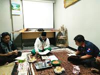 Ust. Choirul Anam memimpin langsung acara Khotmil Qur'an