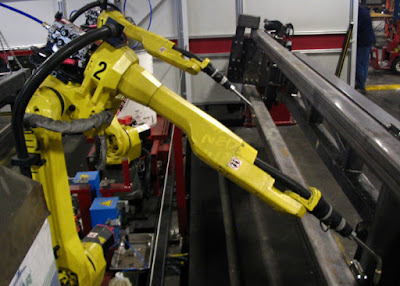 Robotics Industrial Integration Solutions