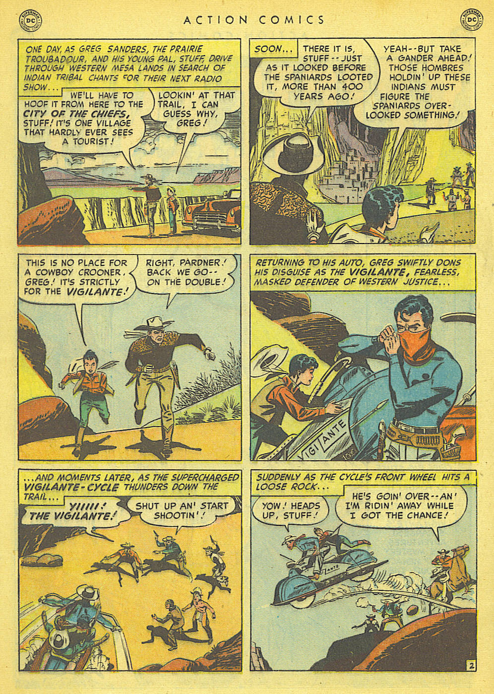 Read online Action Comics (1938) comic -  Issue #152 - 40