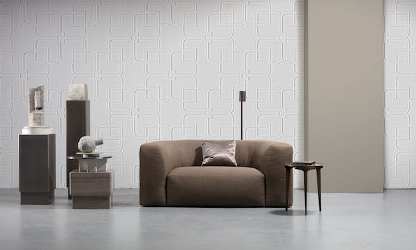 Ornament Wallpaper BY Piet Boon For NLXL This Year The Two Teamed Up Again  For The U0027Monochromeu0027 Series NLXL Launched At Rossana Orlandi.