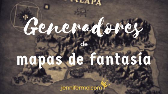 Los mejores generadores de mapas de fantasía