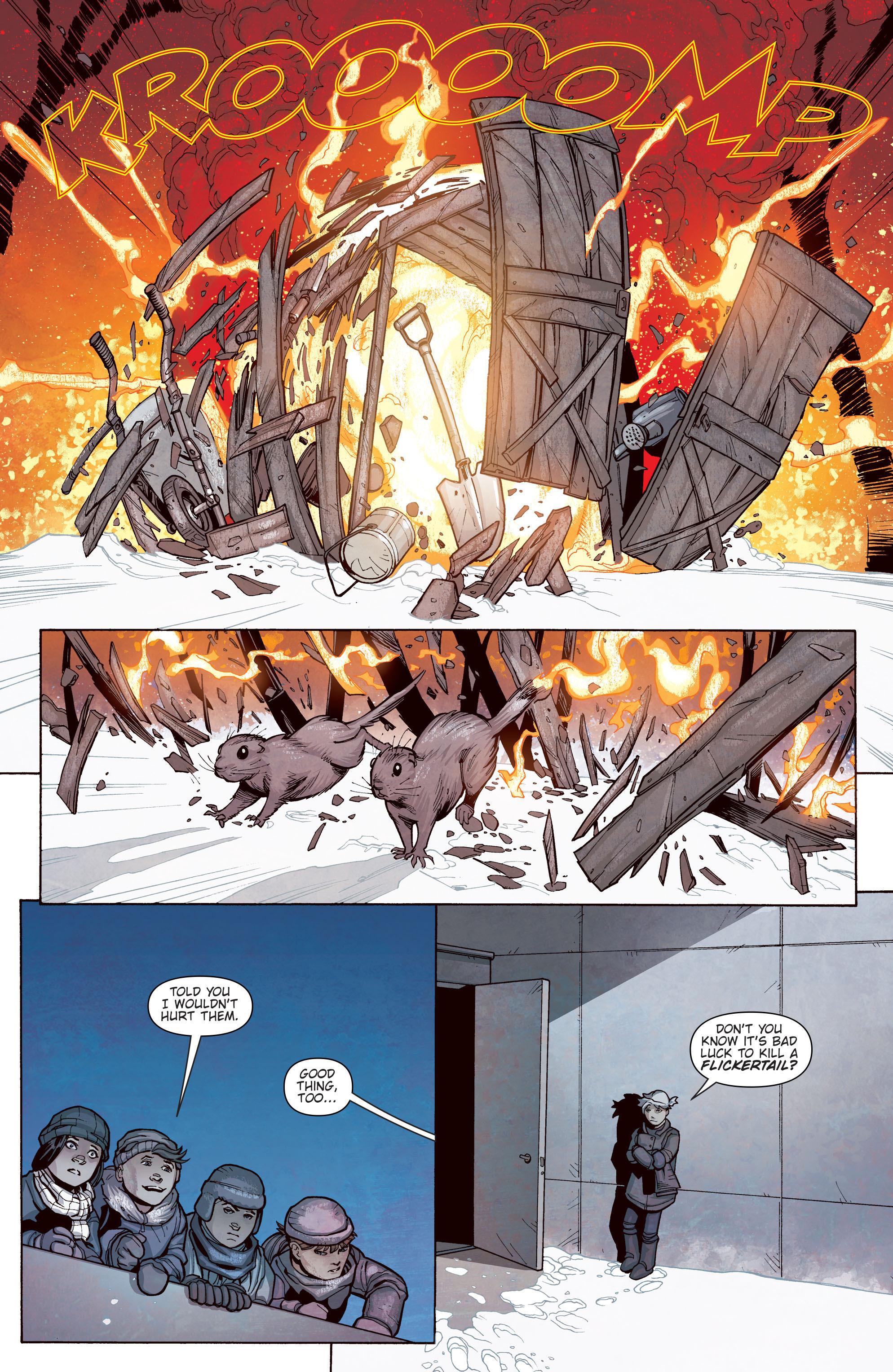 Read online Slash & Burn comic -  Issue #2 - 3