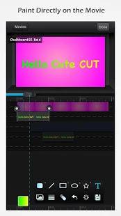 برنامج المونتاج كيوت كت برو Cute Cut Pro النسخة المدفوعة مجانا للاندرويد