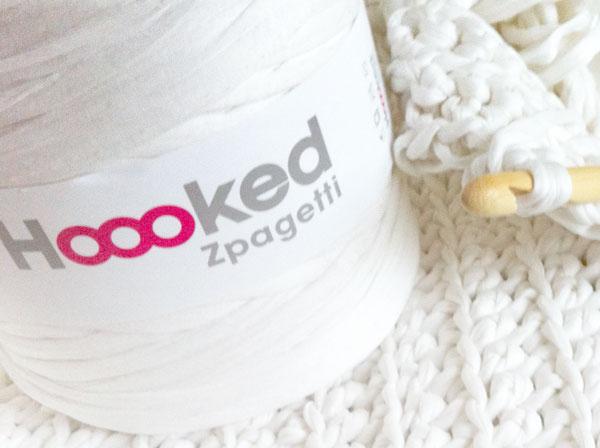 Badezimmerteppich aus ZpagettiGarn  Amalie loves Denmark