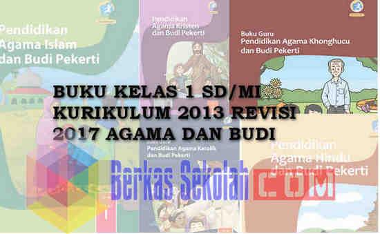 Buku Agama Kelas 1 SD/MI Kurikulum 2013 Revisi 2017 PDF