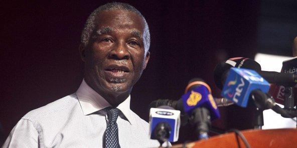 Afrique: Thabo Mbeki a-t-il été nommé (ou pas) envoyé spécial de l'Afrique du Sud en RDC ?