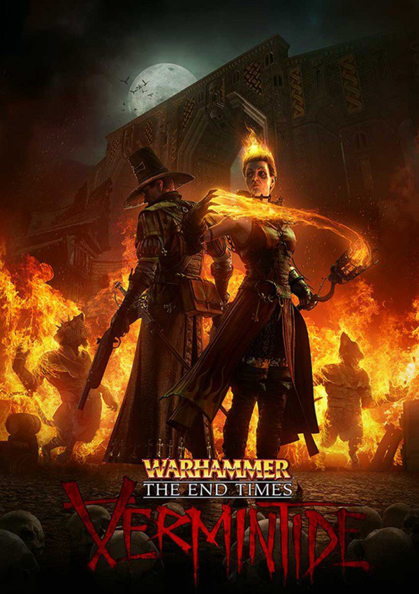 Warhammer The End Times Vermintide Download Cover Free Game