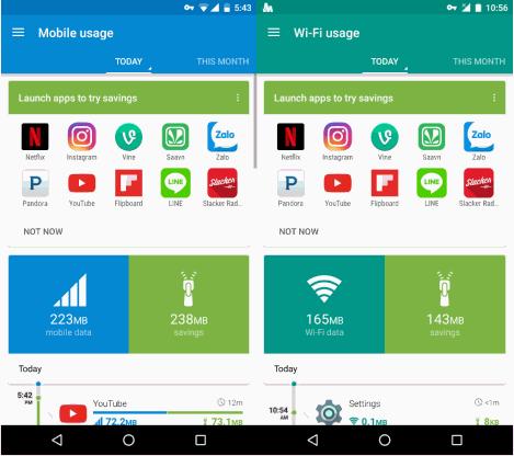 Opera max merupakan salah satu aplikasi penghemat kuota internet Android