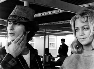 Steven Spielberg e Goldie Hawn