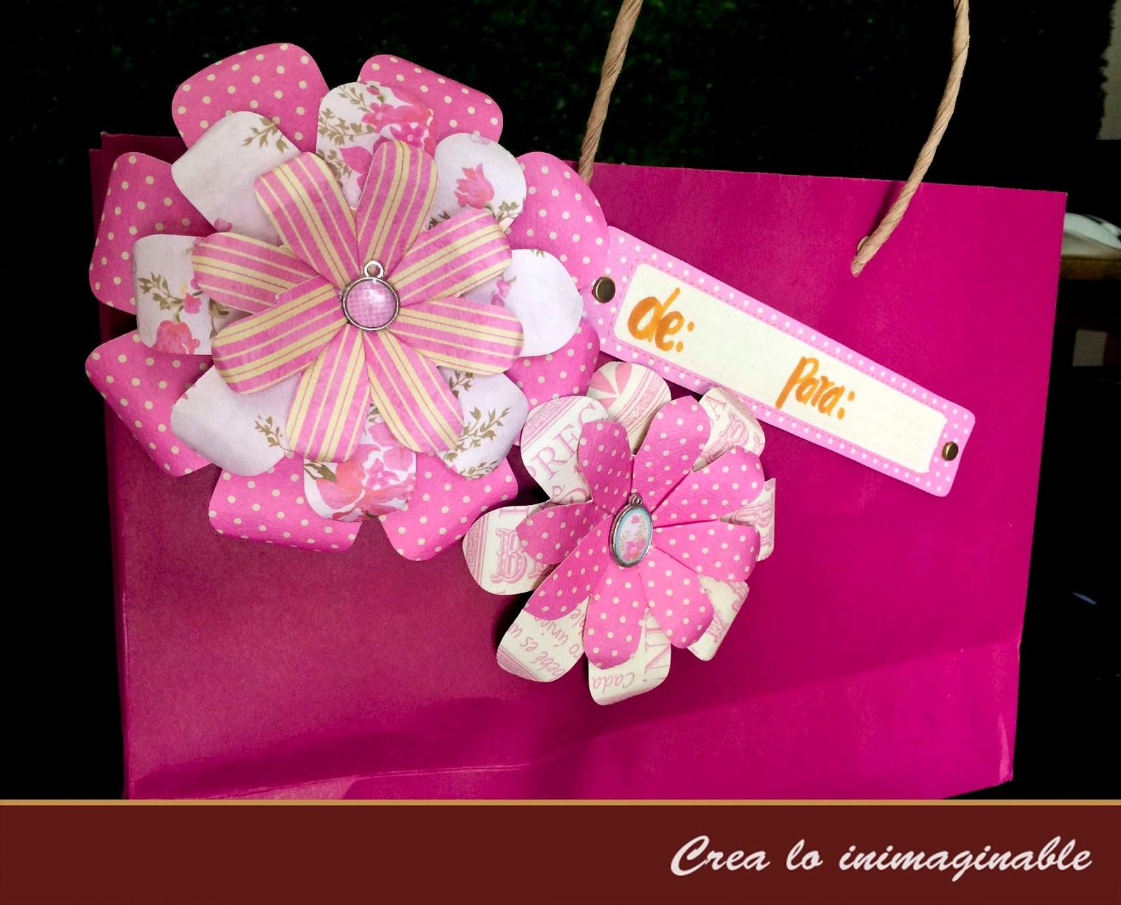 Crea lo inimaginable envoltura especial for Envolturas para regalos