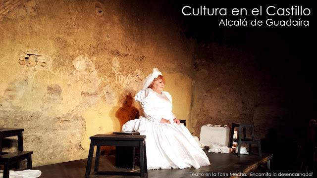 Cultura en el castillo de Alcalá de Guadaíra