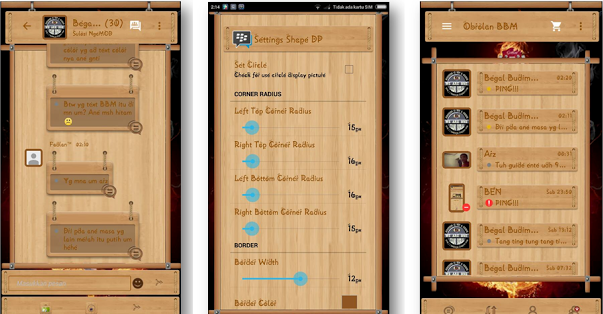 Download Bbm mod wood v2.9.0.51