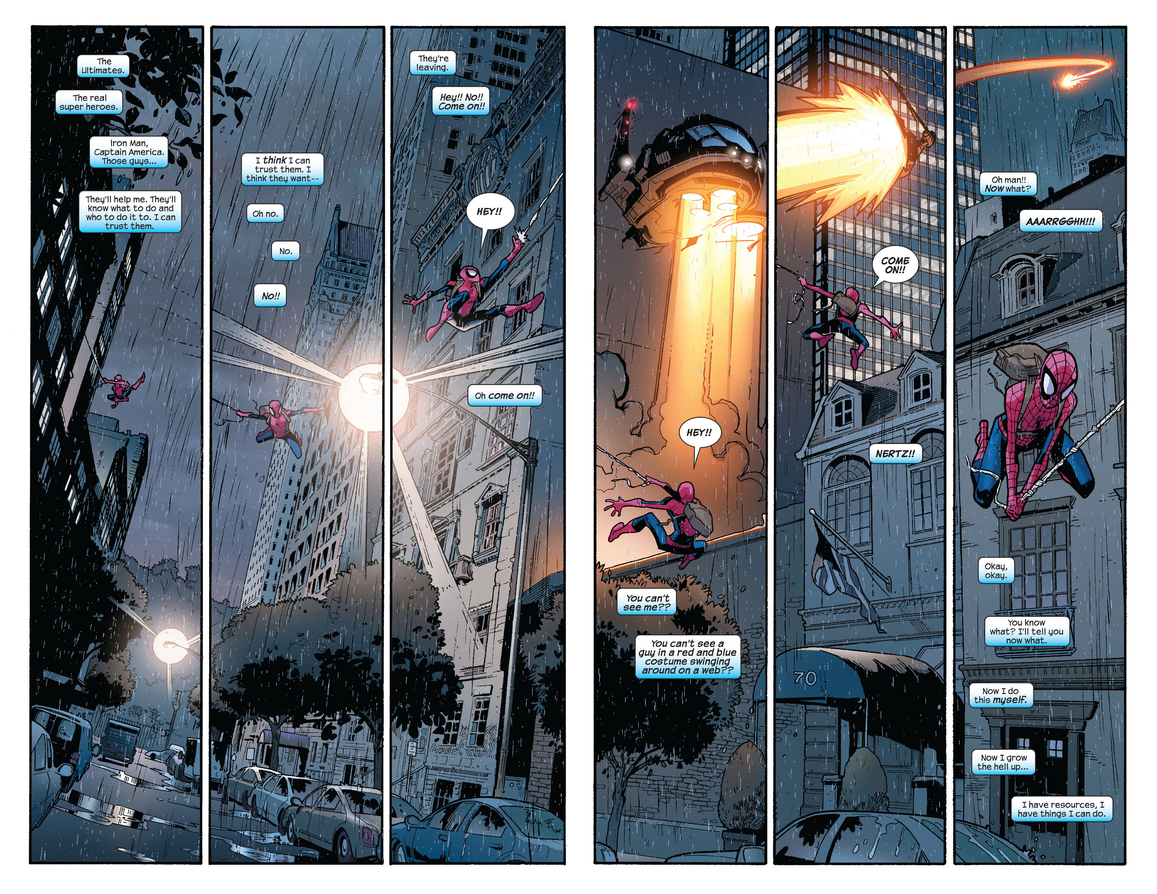 Read online Ultimate Spider-Man (2000) comic -  Issue #127 - 13