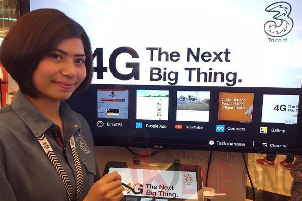 Upgrade Kartu TRI 3G ke 4G