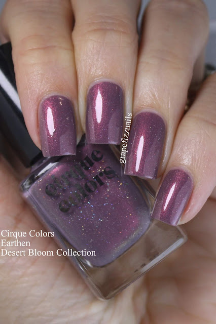 Cirque Colors Desert Bloom Collection Earthen