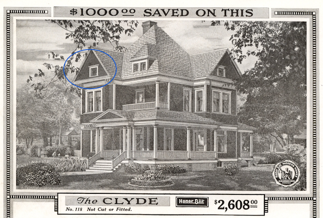 Sears Clyde 1918 catalog