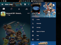 BBM Mod Clash Royale Apk v3.2.5.12 Terbaru