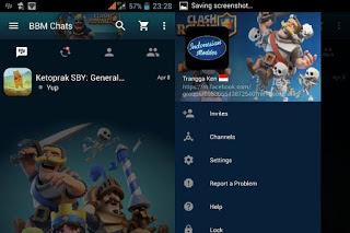 BBM Mod Clash Royale v3.2.5.12 Apk