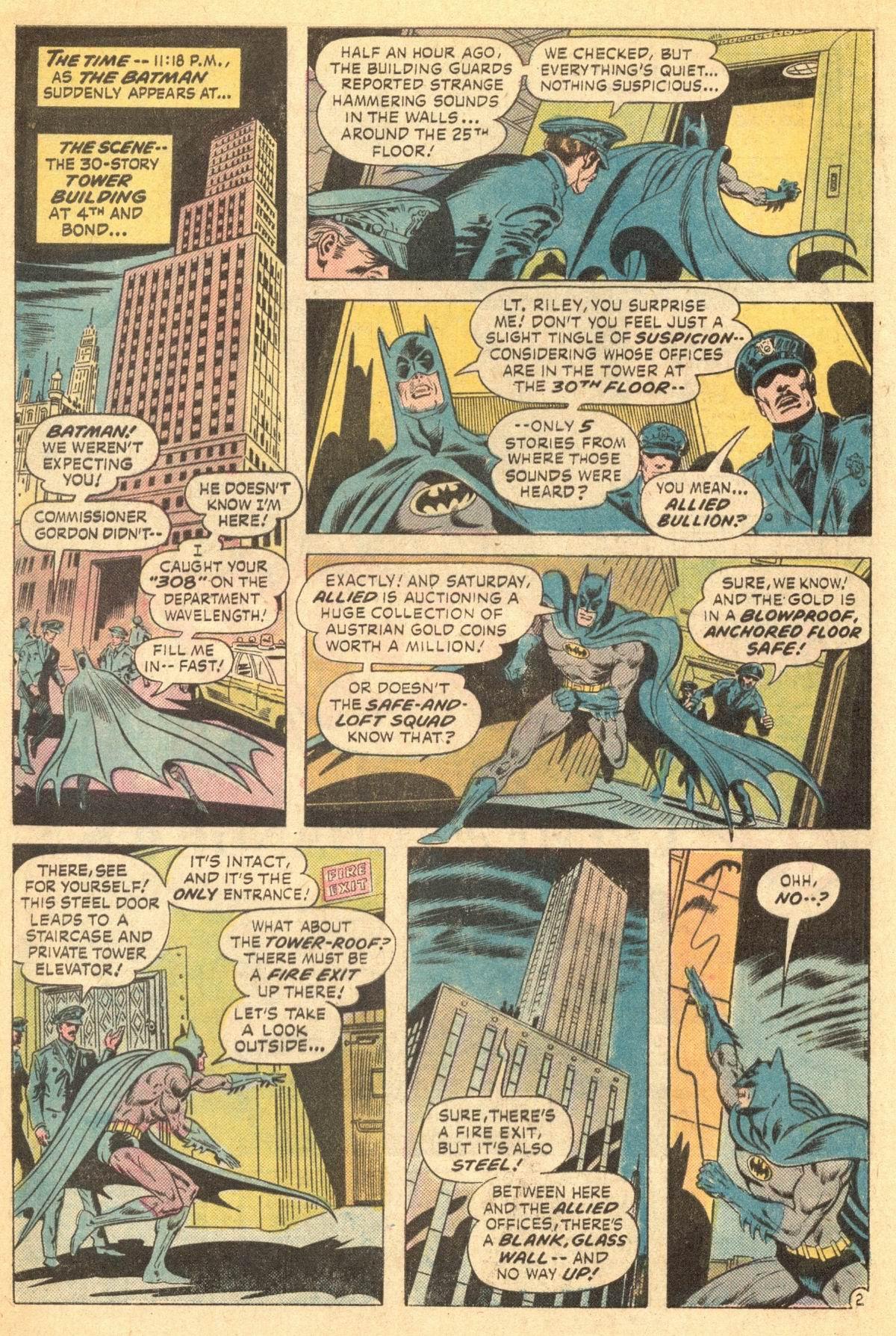 Detective Comics (1937) 452 Page 3