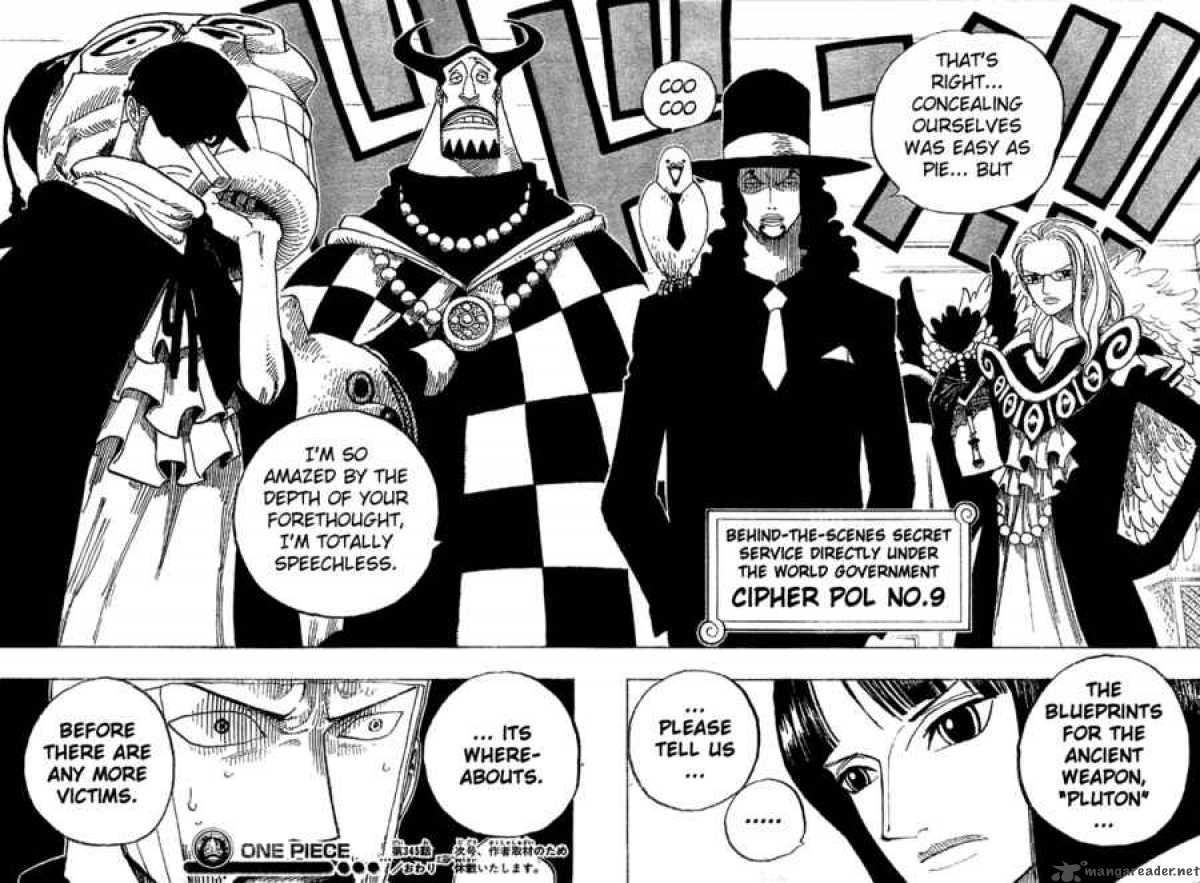 One Piece Ch 345