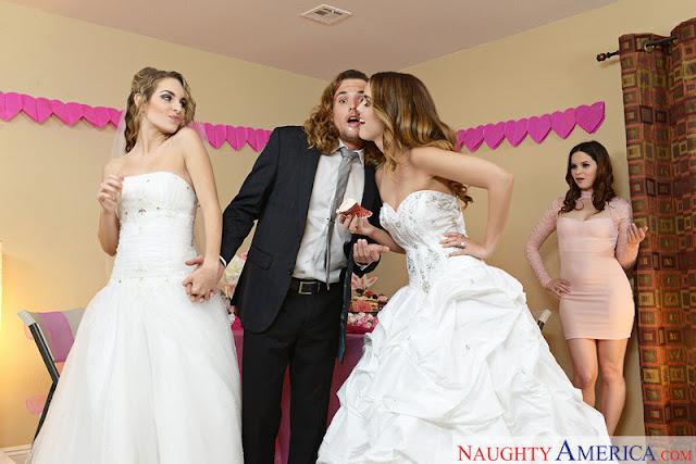 Dillion Harper, Kimmy Granger - Naughty Weddings
