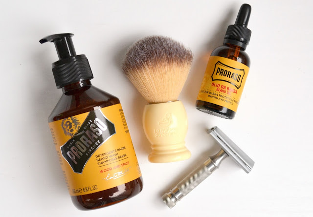Gifts for Men | Proraso Beard Oil and Beard Wash
