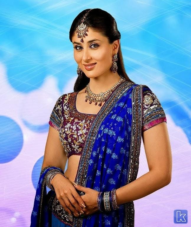 Kareena Kapoor Wallpapers In Saree