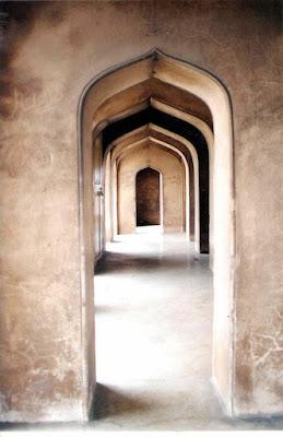 Charminar - 16th century Indo Islamic construction - Hyderabad Indai