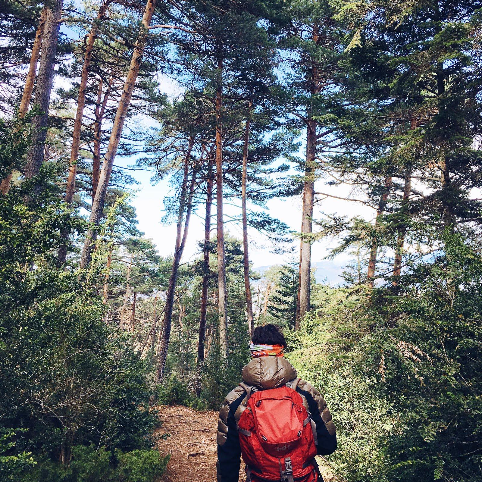 Adrien accompagnateur montagne
