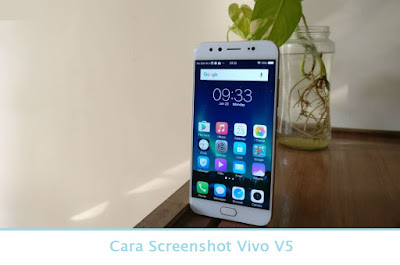 Cara Screenshot Vivo V5 (Termudah.com)