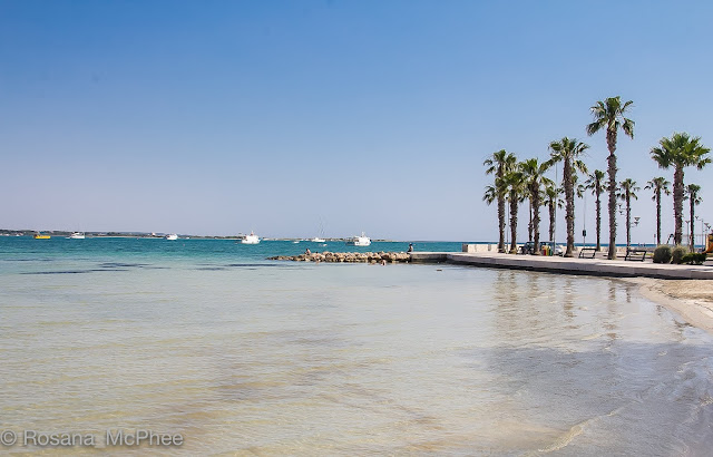 Porto Cesareo Puglia , hotandchilli travel and food blog