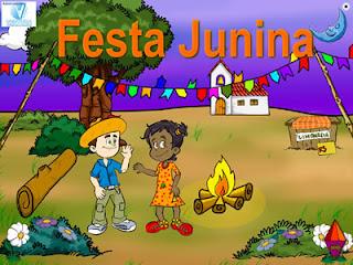 PROJETOS PEDAGÓGICOS EDUCAÇÃO INFANTIL - FESTA JUNINA