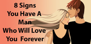 8 Signs That Your Man Will Love You Forever