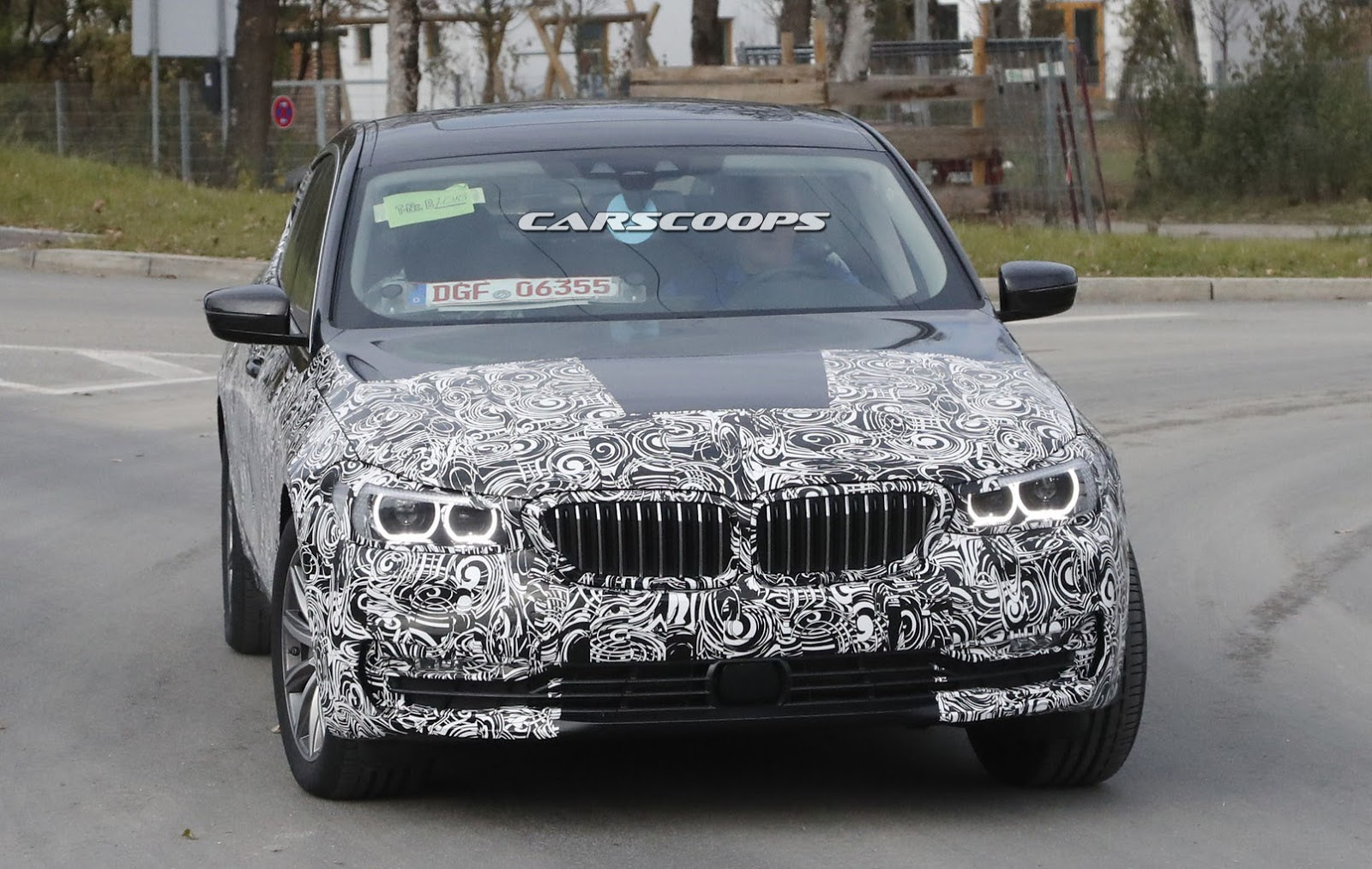 BMW Next MidSize GT Moves From The 5Series To The 6Series Family