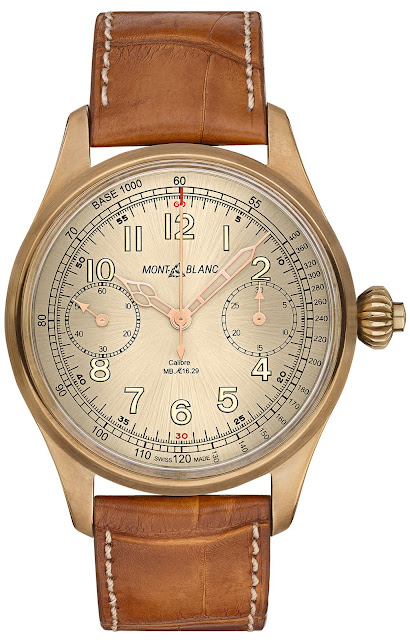 Montblanc 1858 Chronograph Tachymeter Limited Edition f
