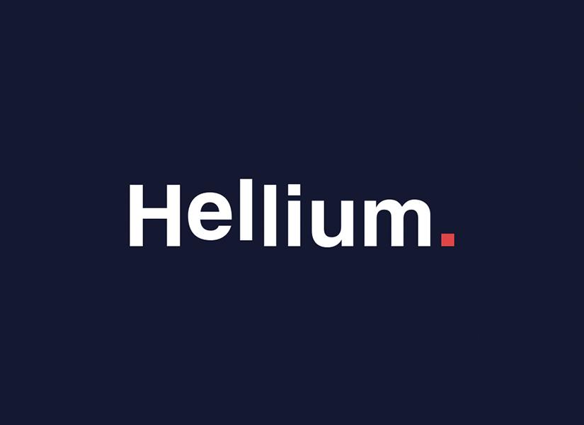 Hellium Branding
