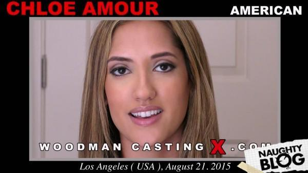 Woodman Casting X 153 – Chloe Amour: Updated
