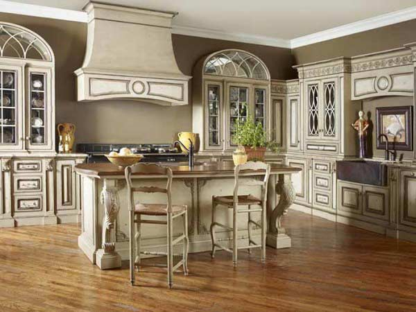 Luxury Italian Kitchen Decor 2019   Italian Style Kitchen Furniture