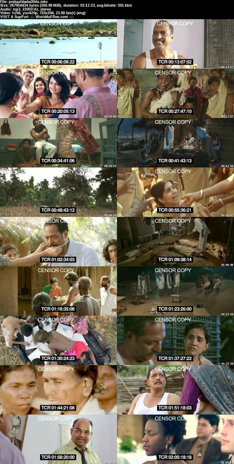 Dr. Prakash Baba Amte 2014 Download / Online In 300MB at moviesmella.com