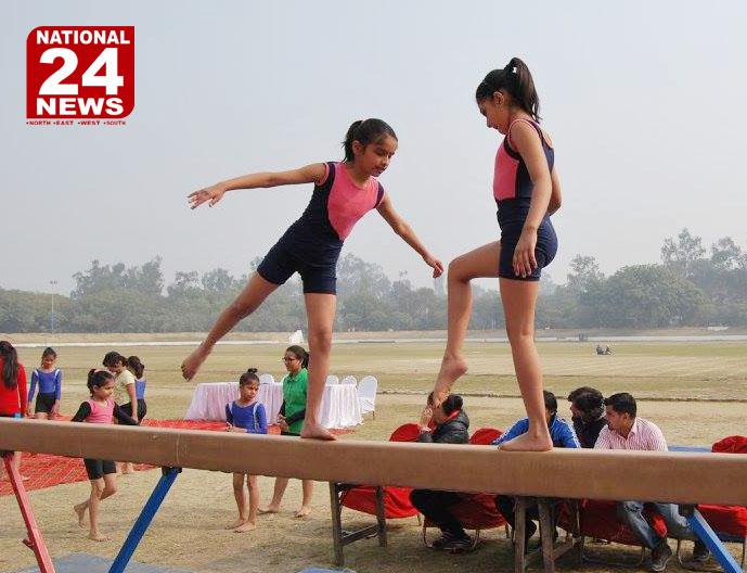 ओलंपिक के लिए सरकारी स्कूलों के खेल का अहम हिस्सा बनेगा जिमनॉस्टिक