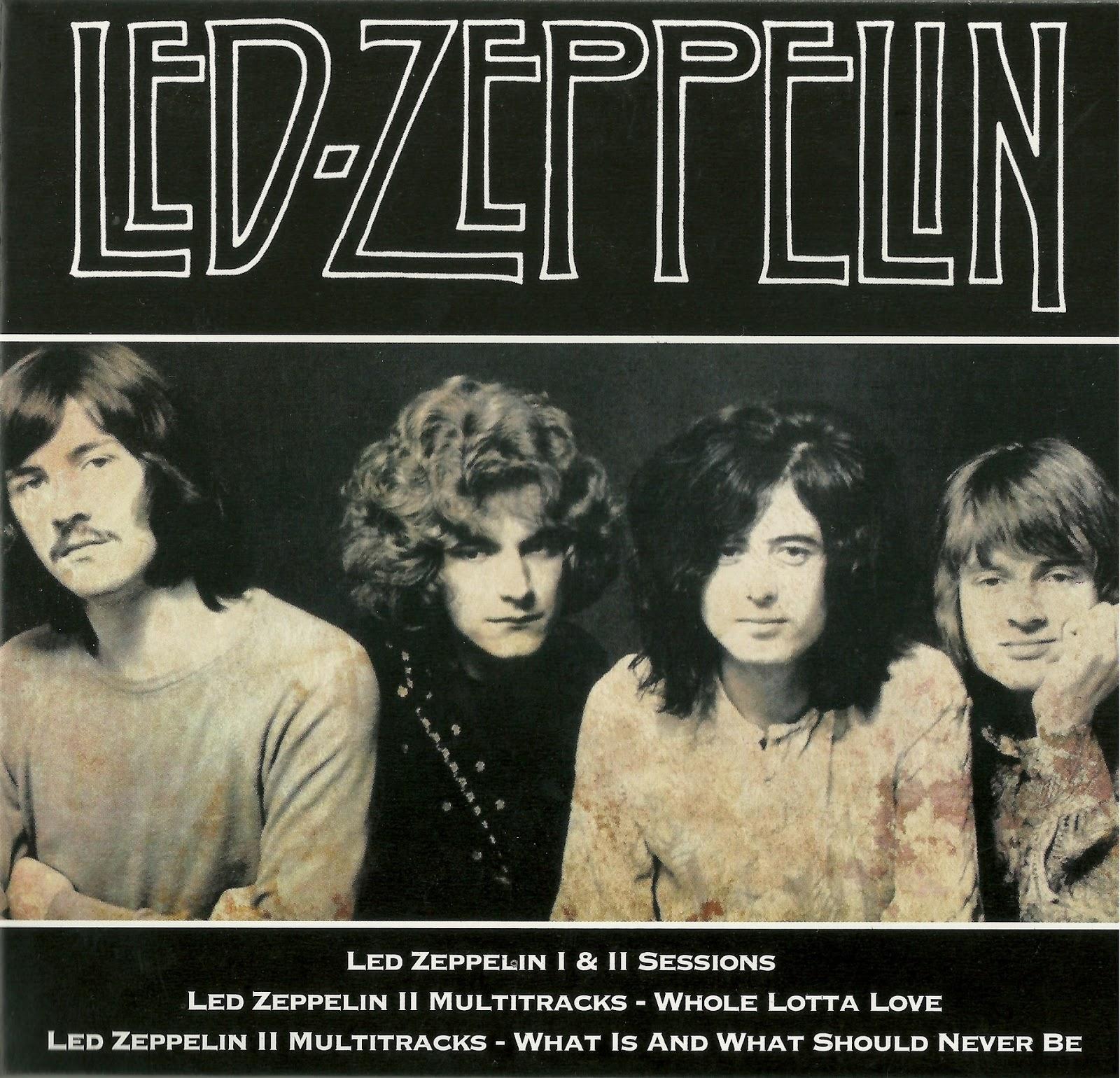 HEAVY-ROCK BOOTLEGS: Led Zeppelin:1968-1980-Studio Magik